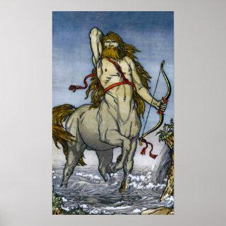 El Centaur Posters