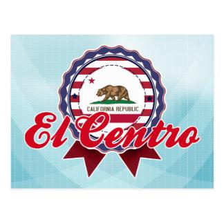 EL Centro, CA Postal
