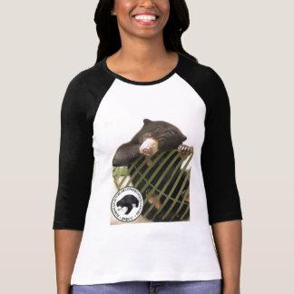 El centro de la protección del oso de Bornean Sun Camiseta