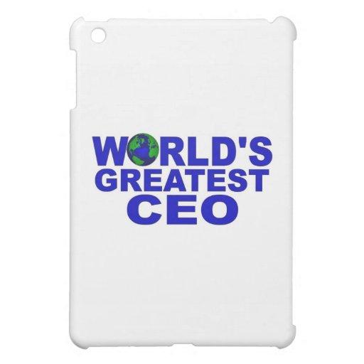 El CEO más grande del mundo