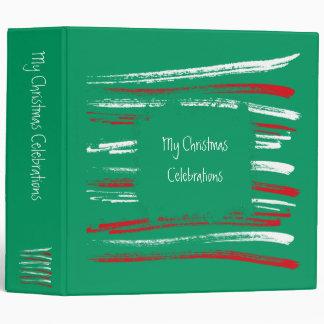 El cepillo de Navidad raya la carpeta verde