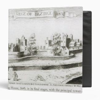 El cerco de basar la casa, 1645
