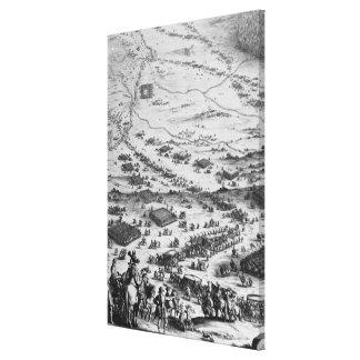 El cerco de Breda Impresión En Lona