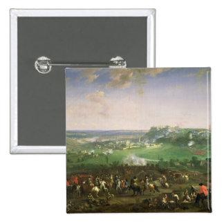 El cerco de Namur, 1659 Pins