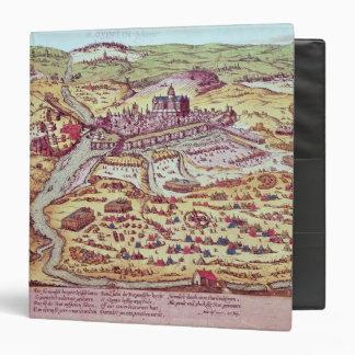 """El cerco de St. Quentin, el 27 de julio de 1557 Carpeta 1 1/2"""""""
