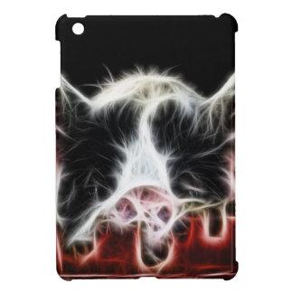 El cerdo iPad mini fundas