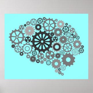 El cerebro adapta el poster