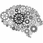 El cerebro adapta la escultura de la foto escultura fotográfica