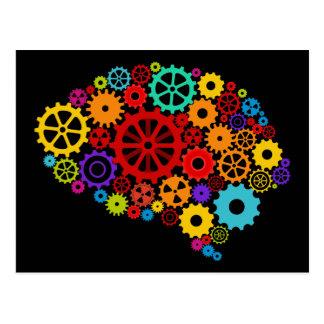 El cerebro adapta la postal