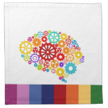 El cerebro adapta la servilleta