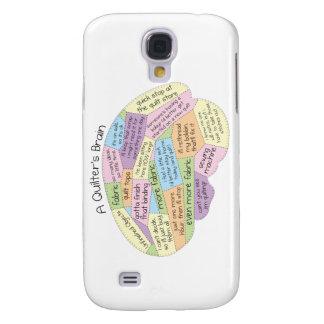 El cerebro de Quilter Funda Para Galaxy S4