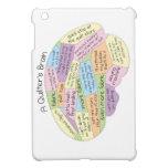 El cerebro de Quilter iPad Mini Cárcasas