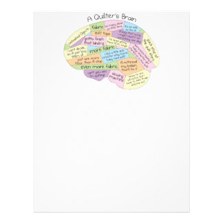El cerebro de Quilter Membrete