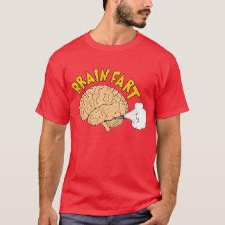 El cerebro Fart camisa