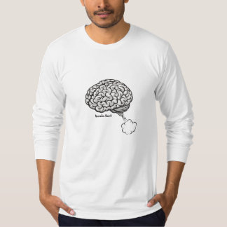 El cerebro Fart Playera