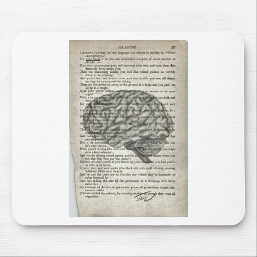 el cerebro poderoso alfombrillas de ratones