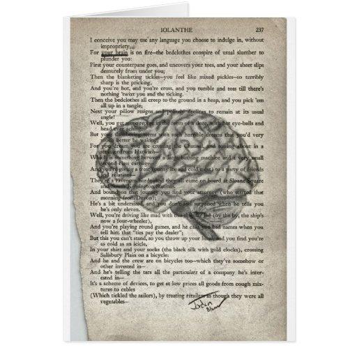 el cerebro poderoso tarjeta
