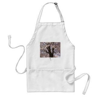 El cerezo en Japón 1 Delantal