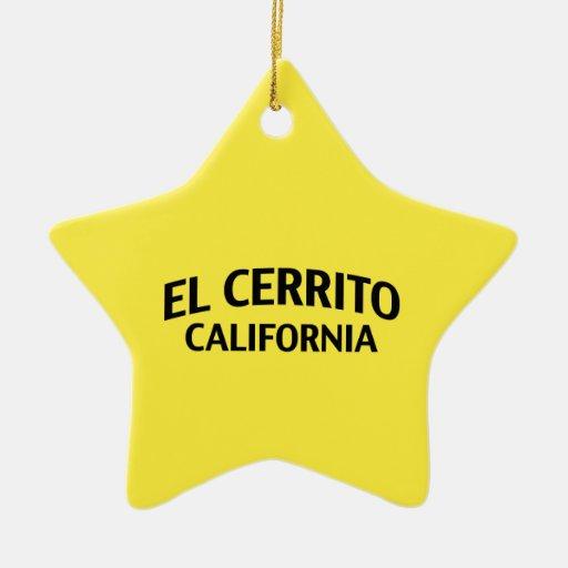EL Cerrito California Ornamentos De Reyes Magos