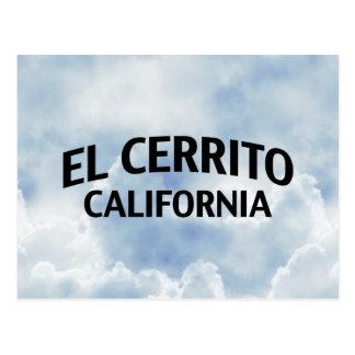 EL Cerrito California Tarjetas Postales