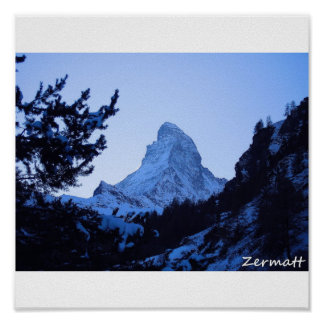 El Cervino, Zermatt Impresiones