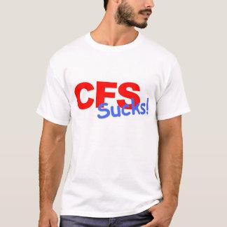 El CFS chupa Playera