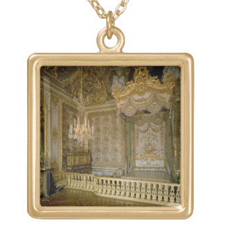 El Chambre de la Reine (el dormitorio) de la reina Colgante Cuadrado