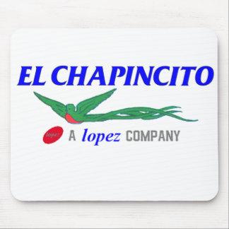 El Chapincito Quetzal 18 Mouse Pad 148
