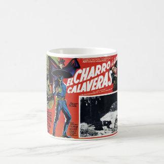 El Charro De Las Calaveras Coffee Mug