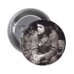 EL Che Guevara Pin Redondo 5 Cm