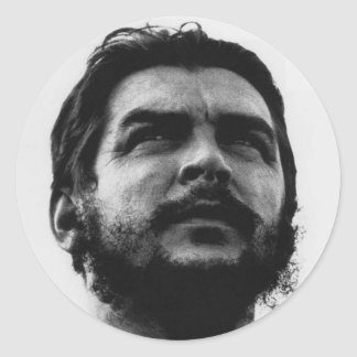 El che looking at the sky classic round sticker