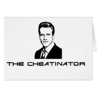 El Cheatinator Felicitaciones