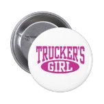 El chica del camionero pin