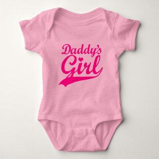 El chica del papá t shirt