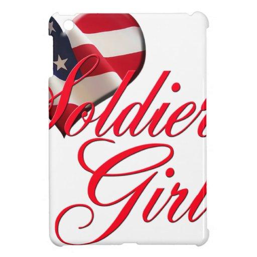 el chica del soldado