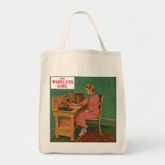 El chica inalámbrico bolsas de mano
