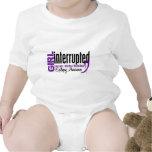 El chica interrumpió 1 epilepsia traje de bebé