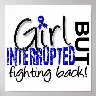 El chica interrumpió la artritis reumatoide 2 póster