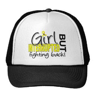 El chica interrumpió la endometriosis 2 gorra