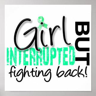 El chica interrumpió la enfermedad celiaca 2 impresiones