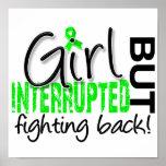 El chica interrumpió la enfermedad de 2 Lyme Impresiones