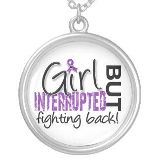El chica interrumpió la epilepsia 2 pendientes personalizados