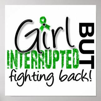 El chica interrumpió la parálisis cerebral 2 impresiones