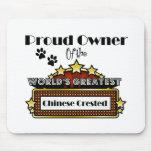 El chino más grande del mundo orgulloso del dueño  alfombrillas de ratones