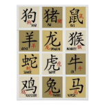 El chino Zodic firma el poster