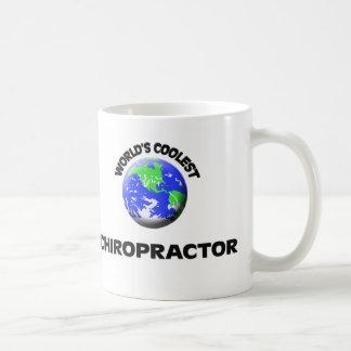 El Chiropractor más fresco del mundo Taza