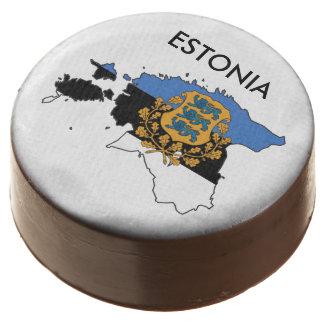 ¡El chocolate con leche de Estonia sumergió las