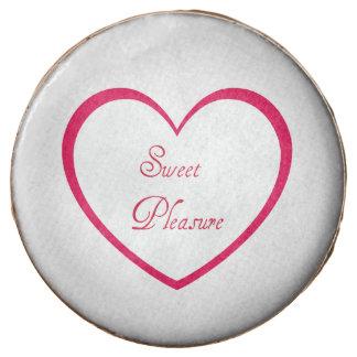 """El chocolate del """"placer dulce"""" sumergió las"""