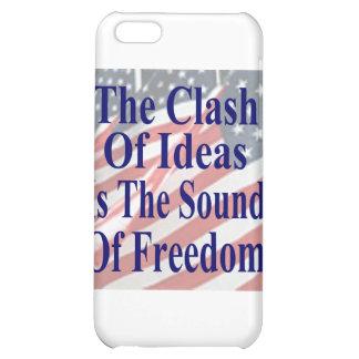 El choque de ideas es el sonido de la libertad