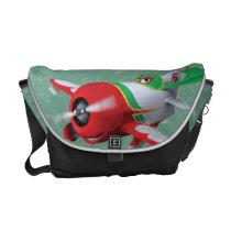 El Chupacabra 1 Courier Bag at Zazzle